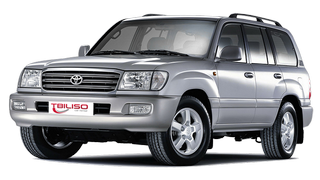 Toyota land Cruiser 100 прокат автомобилей