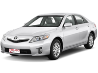 toyota camry car rent