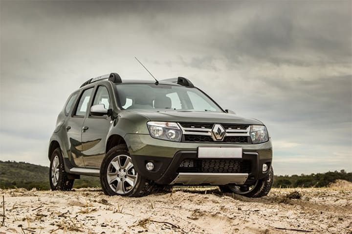 renault duster car rental in Tbilisi