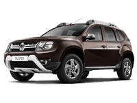 Renault Duster - Car Rental in Tbilisi, Kutaisi, Batumi, Georgia